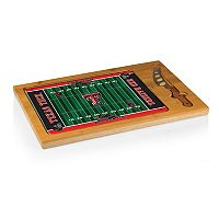 Picnic Time Texas Tech Red Raiders Cutting Board Serving Tray