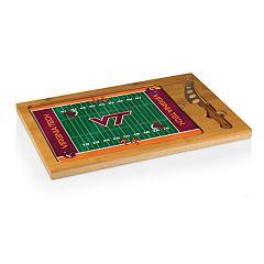 Picnic Time Virginia Tech Hokies Cutting Board Serving Tray