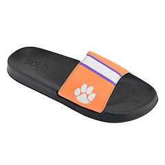 Men's Clemson Tigers Slide Sandals