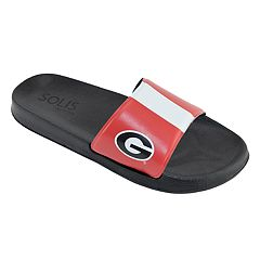 Men's Georgia Bulldogs Slide Sandals
