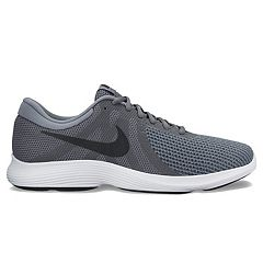 43b15e0570336 Nike Revolution 4 Men s Running Shoes. Gray Black Neutral Indigo Black White  ...