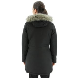 Women's adidas Outdoor Xploric Hooded Faux-Fur Trim Parka