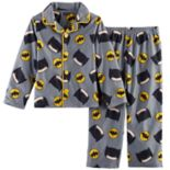 Toddler Boy DC Comics Batman Top & Pants Pajama Set