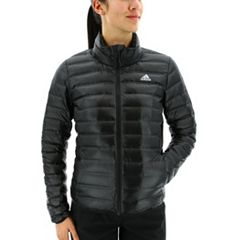 Women's adidas Outdoor Varilite Solid Down-Fill Puffer Jacket