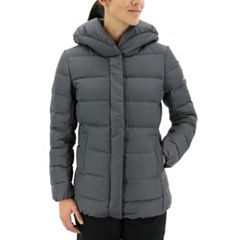 Women's adidas Outdoor Nuvic Down-Fill Heather Puffer Jacket