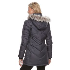 Women's Free Country Hooded Down Jacket