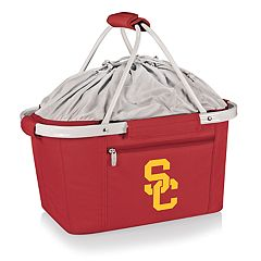 Picnic Time USC Trojans Metro Insulated Picnic Basket