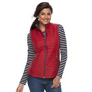 Women's Free Country Reversible Vest