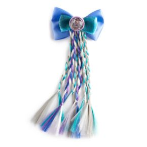 Disney's Descendants 2 Uma Girls 4-16 Braids Bow Hair Clip