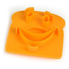 Fred & Friends Cheesy Grin Sandwich Stamp