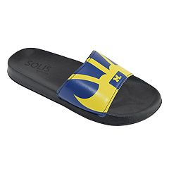 Men's Michigan Wolverines Slide Sandals