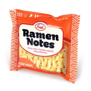 Fred & Friends Ramen Notes