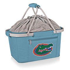 Picnic Time Florida Gators Metro Insulated Picnic Basket