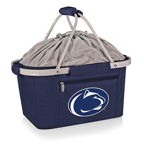 Picnic Time Penn State Nittany Lions Metro Insulated Picnic Basket