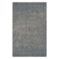 Couristan Matrix Karma Quatrefoil Wool Blend Rug