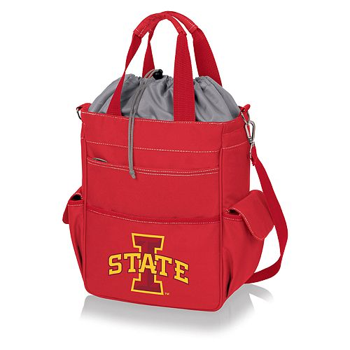Picnic Time Iowa State Cyclones Activo Cooler Tote