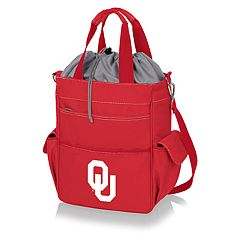 Picnic Time Oklahoma Sooners Activo Cooler Tote