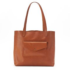 SONOMA Goods for Life™ Sadie Leather Tote