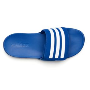 adidas Adilette Cloufoam Plus Kids' Adjustable Slide Sandals