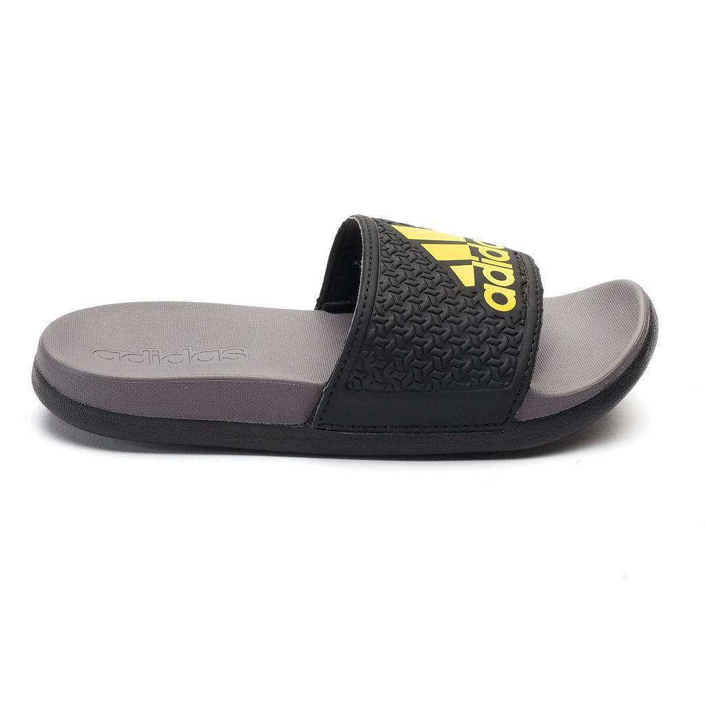 adidas Adilette Cloudfoam Plus Kids' Slide Sandals