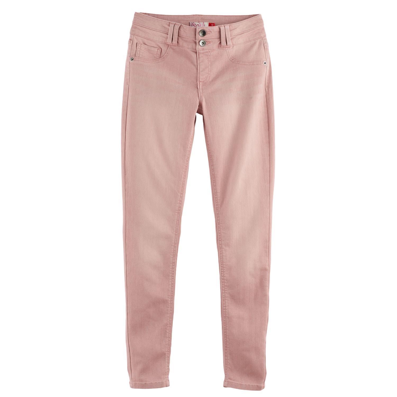 Colored skinny jeans kohls