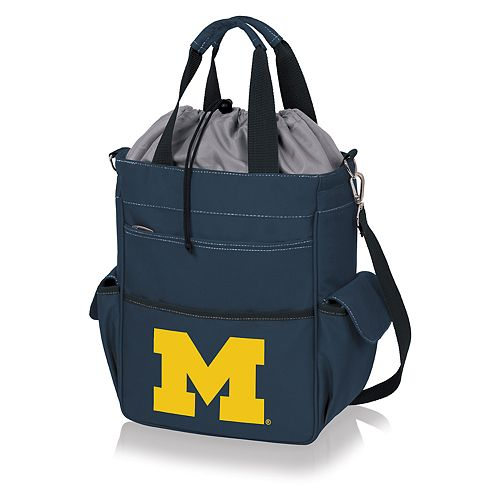 Picnic Time Michigan Wolverines Activo Cooler Tote