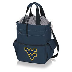 Picnic Time West Virginia Mountaineers Activo Cooler Tote