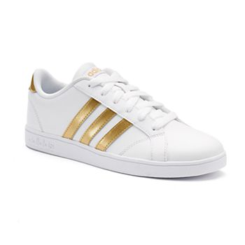 rose gold adidas kohls