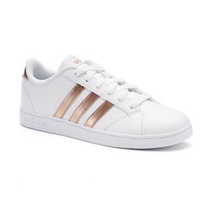 6f62735958f5 clearance adidas neo leather gold red c8fd0 30c28