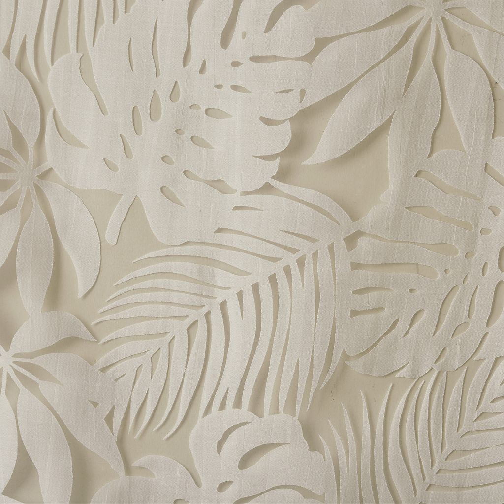 Madison Park Kauna Palm Leaf Curtain