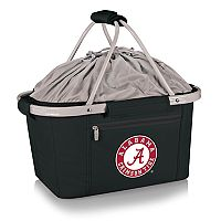 Picnic Time Alabama Crimson Tide Metro Insulated Picnic Basket