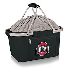 Picnic Time Ohio State Buckeyes Metro Insulated Picnic Basket