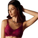 Amoena Bras: Aurelie Wire Free Lace Bra 44277