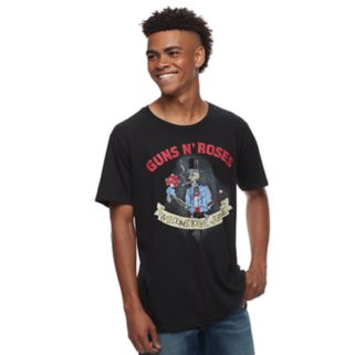 """Men's Guns N' Roses """"Welcome To The Jungle"""" Tee"""