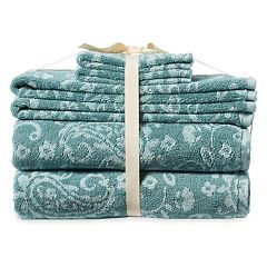 SONOMA Goods for Life™ Ultimate Hygro Paisley 6-piece Bath Towel Set