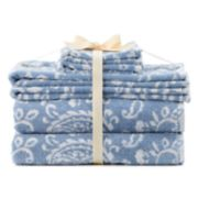 SONOMA Goods for Life? Ultimate Hygro Paisley 6-piece Bath Towel Set