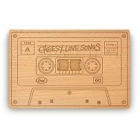 Fred & Friends Cheesy Love Songs Serving Board