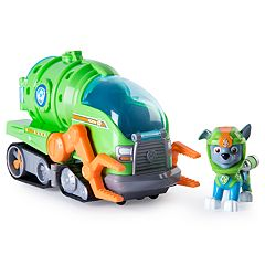 Paw Patrol Rocky Sea Patrol-Themed Vehicle
