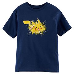 Boys 4-7 Pokemon Pikachu Graphic Tee