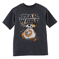 Boys 4-7 Star Wars BB8 Graphic Tee