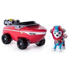 Paw Patrol Marshall Sea Patrol-Themed Vehicle