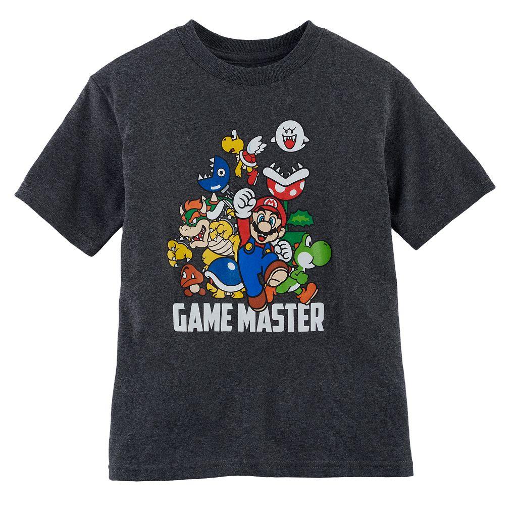 Boys 4-7 Super Mario Bros