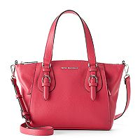 Dana Buchman Robin Double Buckle Satchel