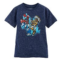 Boys 4-7 Transformers Snow Nep Graphic Tee