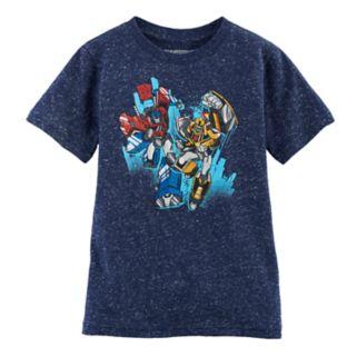 Boys 4-7 Transformers Snow Nep Graphic Tee