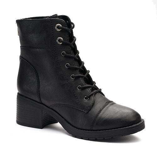 Converse Ranking Block Heel Combat Boots discount enjoy 7PL0NW0DPs