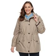 Plus Size Gallery Rain Coat