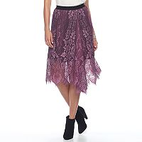 Women's Apt. 9® Lace Skirt