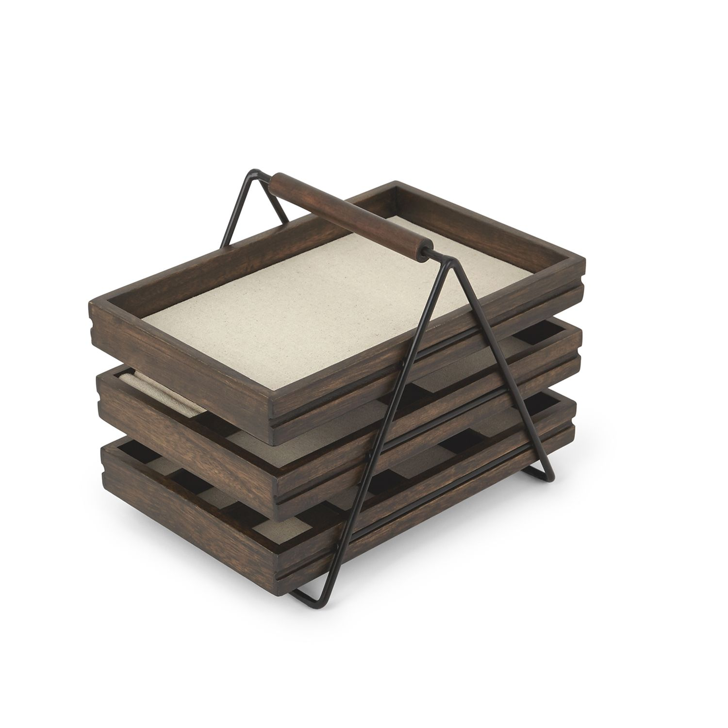 Umbra Terrace 3Tier Jewelry Tray Organizer