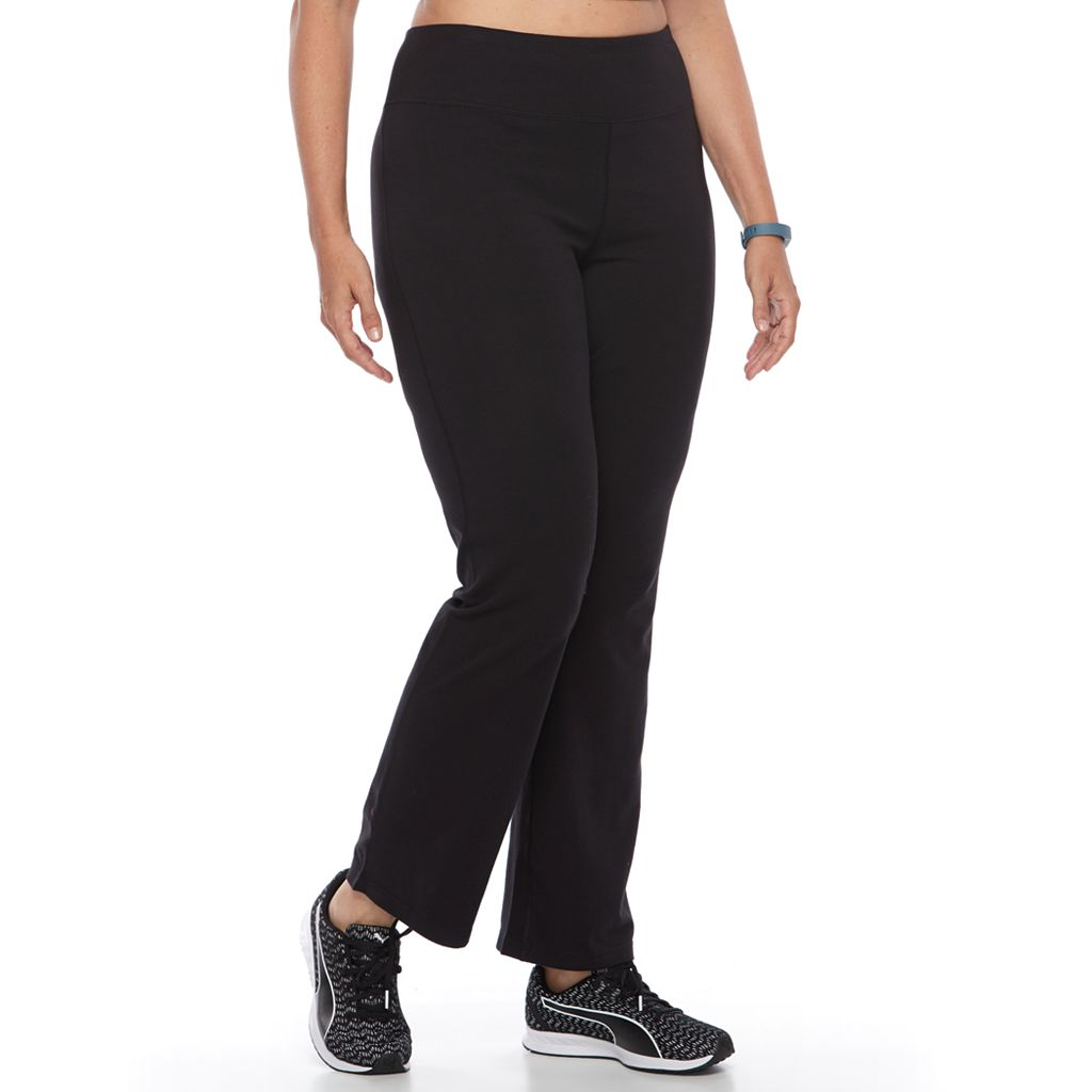 Plus Size Tek Gear® DRY TEK Straight-Leg Pants
